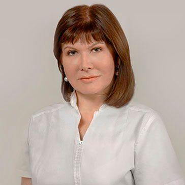 Малаховская Вера Ивановна