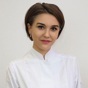 Величко Анастасия Алексеевна
